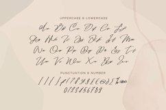 Web Font Mis Dophnie - Signature Script Font Product Image 4