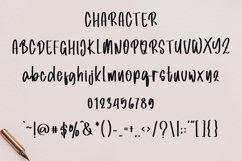 Misgine - Romantic Signature Font Product Image 3