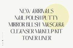Missy Voya - Modern font family Product Image 2