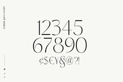 Missy Voya - Modern font family Product Image 3
