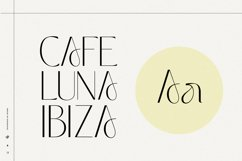 Missy Voya - Modern font family Product Image 6