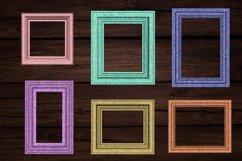 Glitter Photo Frames Product Image 2