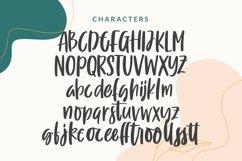 Web Font Mockstreet - Handlettering Font Product Image 6