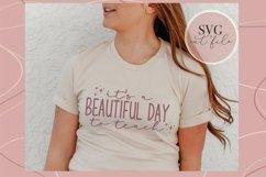 It's a beautiful day to teach svg, Teacher shirt svg, teach Product Image 3