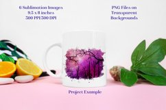 Sublimation PNG Designs - Forest of Stars Images - Set 3 Product Image 2