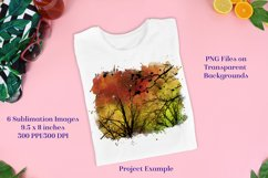 Sublimation PNG Designs - Forest of Stars Images - Set 1 Product Image 2