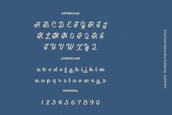 Web Font Mogilate Font Product Image 4