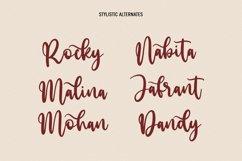 Mollekula Script Font Product Image 5