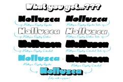 Mollusca Font Trio   Doodle Font Product Image 5
