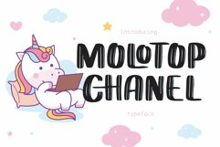 Molotop Chanel Product Image 1