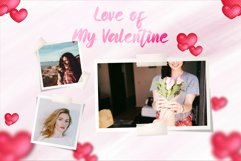Momentum Valentine - a sweet lovely handwritten font Product Image 4