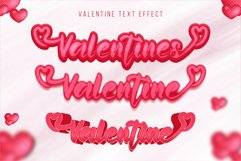 Momentum Valentine - a sweet lovely handwritten font Product Image 5