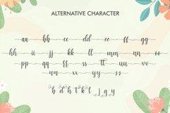 Monday Spring - Script font Product Image 5