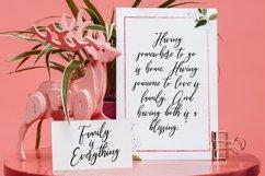 Mondayslove Feminine Signature Font Product Image 2