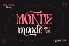 Monde Product Image 1