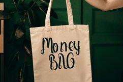 Money Rich - Modern Handwritten Font Product Image 3