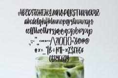 Monjitto - Handrawn Script Font Product Image 2
