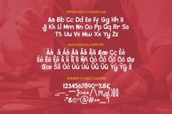Web Font Mono Freak Font Product Image 4