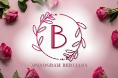 Monogram Berliana Product Image 1