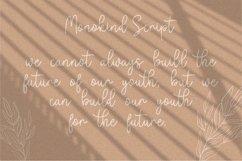 Monokind Script - Monoline Handwritten Product Image 4