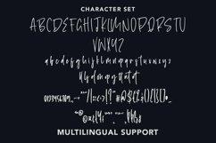 Web Font Monopoly - Handwritten Font Product Image 4