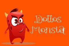Monsta - Cute Display Font Product Image 2