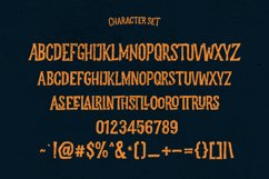 Monstafaller Display Font Product Image 5