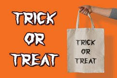 Monster Nest - Halloween Display Font Product Image 3