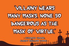 Monster Nest - Halloween Display Font Product Image 5