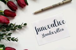 Monthing - Modern Script Calligraphy Font Product Image 2