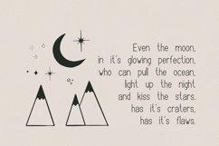 Moonchild font duo Product Image 5
