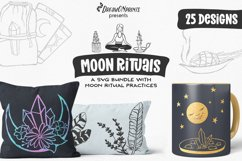 Best Sellers Witch Bundle SVG | Halloween Stickers Bundle Product Image 4