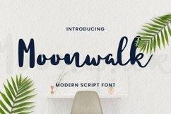 Web Font Moonwalk Product Image 1