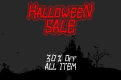 MOOTANS - Halloween Font Product Image 6