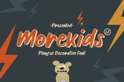 Morekids Product Image 1