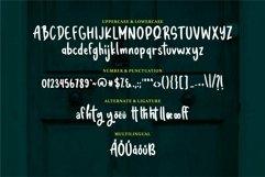 Web Font Morgechai - A Stylish Display Font Product Image 5
