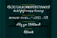Morgechai - A Stylish Display Font Product Image 6