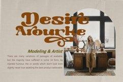Morrello - Bold Retro Decorative Serif Font Product Image 6