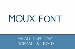 Moux Product Image 1