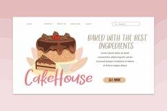 Web Font Muffin Bites - Handlettering Font Product Image 3