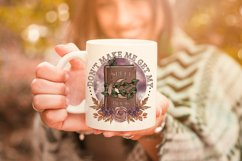 Witchy sublimation bundle - 6 x witch sublimation designs Product Image 4