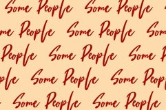 Web Font Muicy - A New Masculine Font Product Image 4