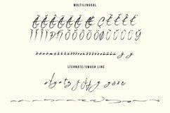 Granady Handwriting Brush Font Product Image 2