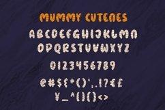 Mummy Cutenes - Halloween Font Product Image 4