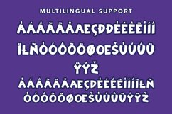 Mummy Maze - Halloween Display Font Product Image 2