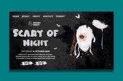 Mummy Sleep - Halloween Display Font Product Image 5