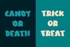 Mummy Sleep - Halloween Display Font Product Image 2