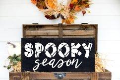 MUMMY Halloween Bandage Font Product Image 5