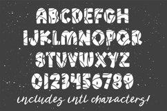 MUMMY Halloween Bandage Font Product Image 2