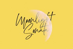 Mustardmoster Script Font Product Image 6
